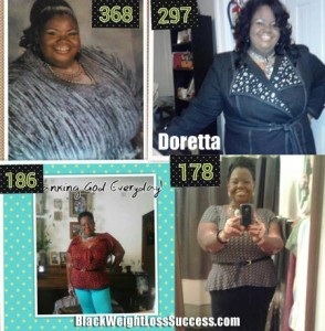 Video of Black Women Who've Lost 170 Pounds or More