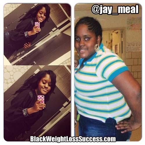 Jaymee weight loss