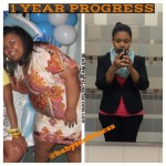 Jessica lost 75 pounds