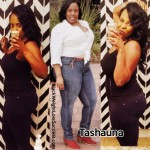 Tashauna lost 81 pounds