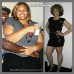 Valerie lost 117 pounds