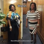 Sharon lost 46 pounds